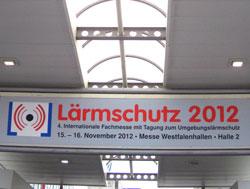 Lärmschutz 2012