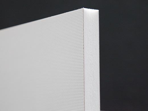 Akustisch wirksames Material SmartPerf® von AkustikKompetenz
