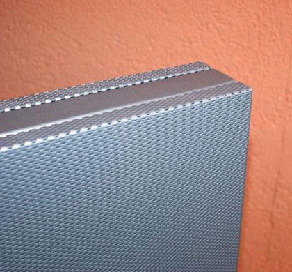 Akustisch wirksames Material SonoPerf® von AkustikKompetenz