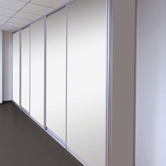 Gleittüren und Trennwandsysteme von AkustikKompetenz