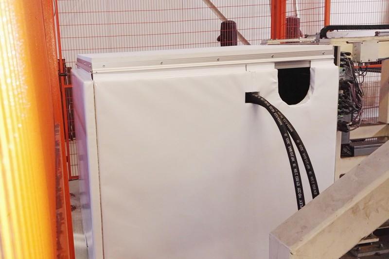 Akustisch wirksame Einhausungen von AkustikKompetenz
