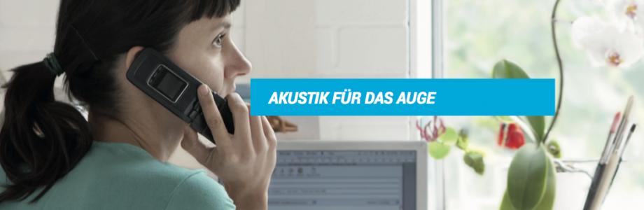 Schallschutz für Gewerbe und Industrie: AkustikKompetenz