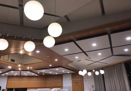 Licht und Akustik
