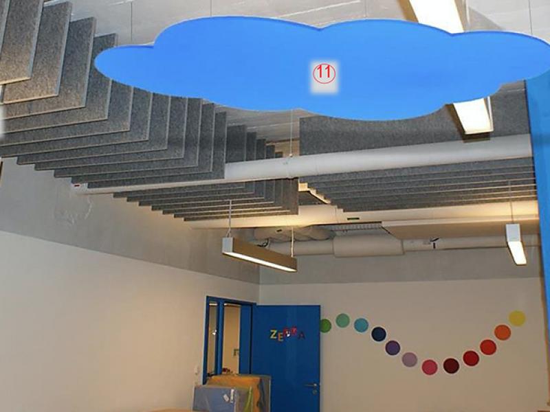 Akustiklösungen für Schulen von AkustikKompetenz