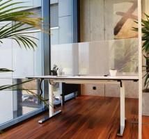 Schreibtischpaneele
