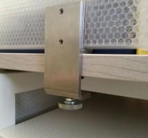 Schreibtisch-Paneele