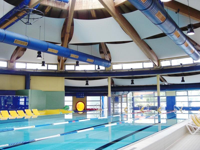 Akustiklösungen für Schwimmbäder von AkustikKompetenz